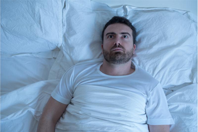 Dormir bien la noche anterior