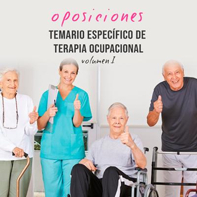 Imagen de Volumen I: Temario específico para Terapia Ocupacional