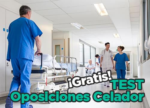 Imagen de: Oposiciones Test Oposiciones Celador