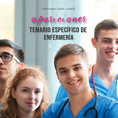 Imagen de Volumen I: Temario específico de Enfermería