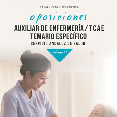 Imagen de Volumen II: Auxiliar de enfermería TCAE / Temario específico SAS