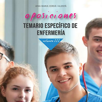 Imagen de Volumen III: Temario específico de Enfermería
